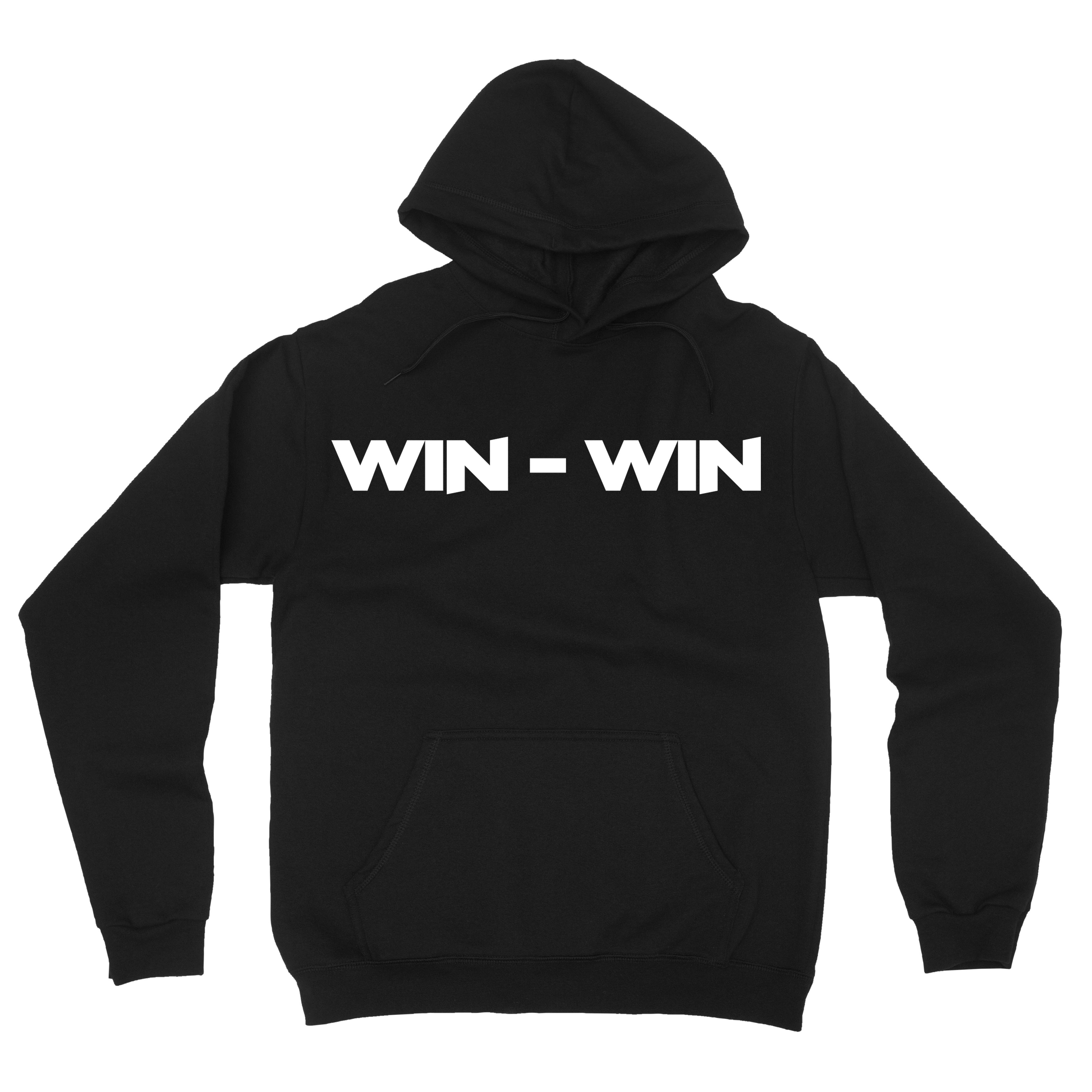 1winwin hoody black