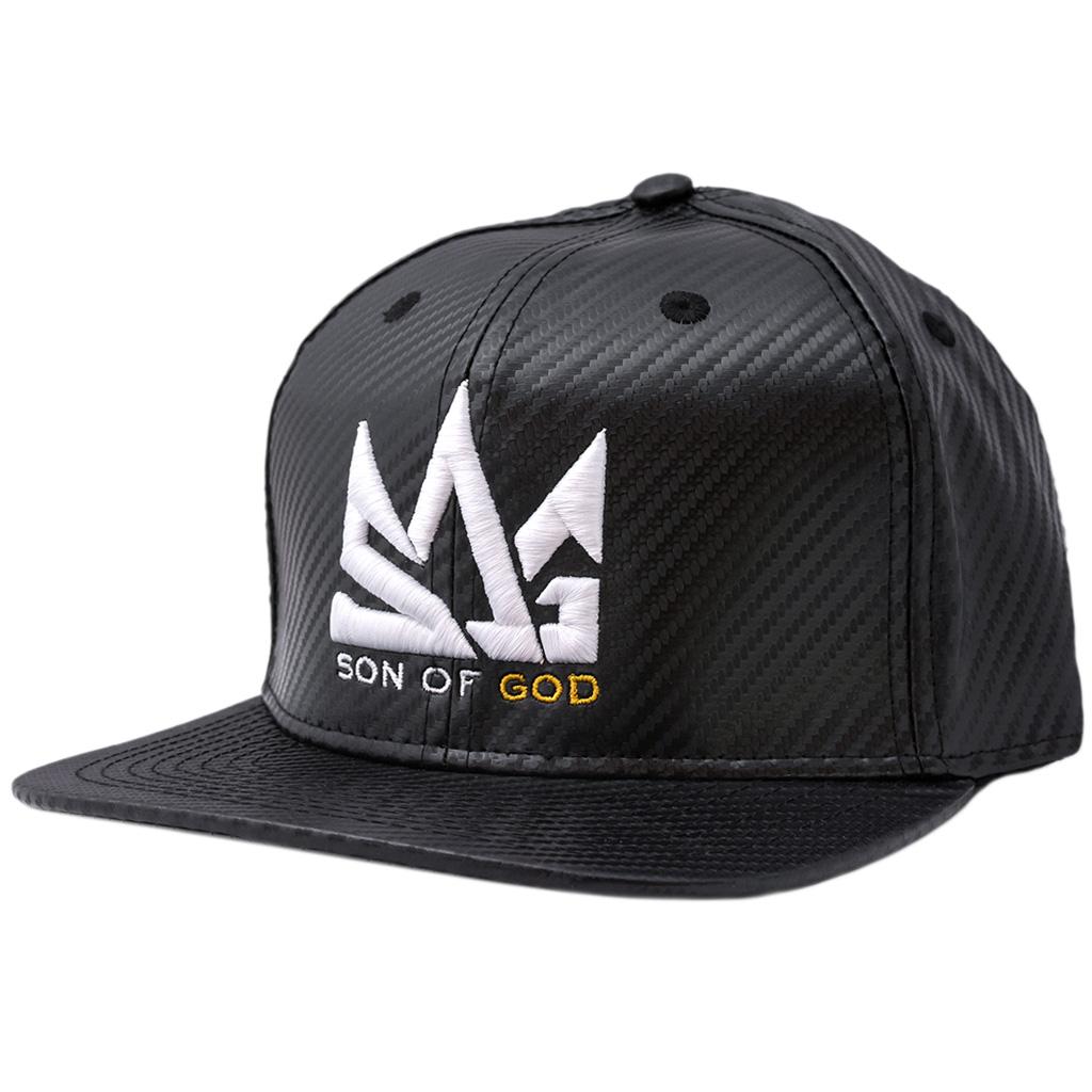 Bm sog hat white black flat1