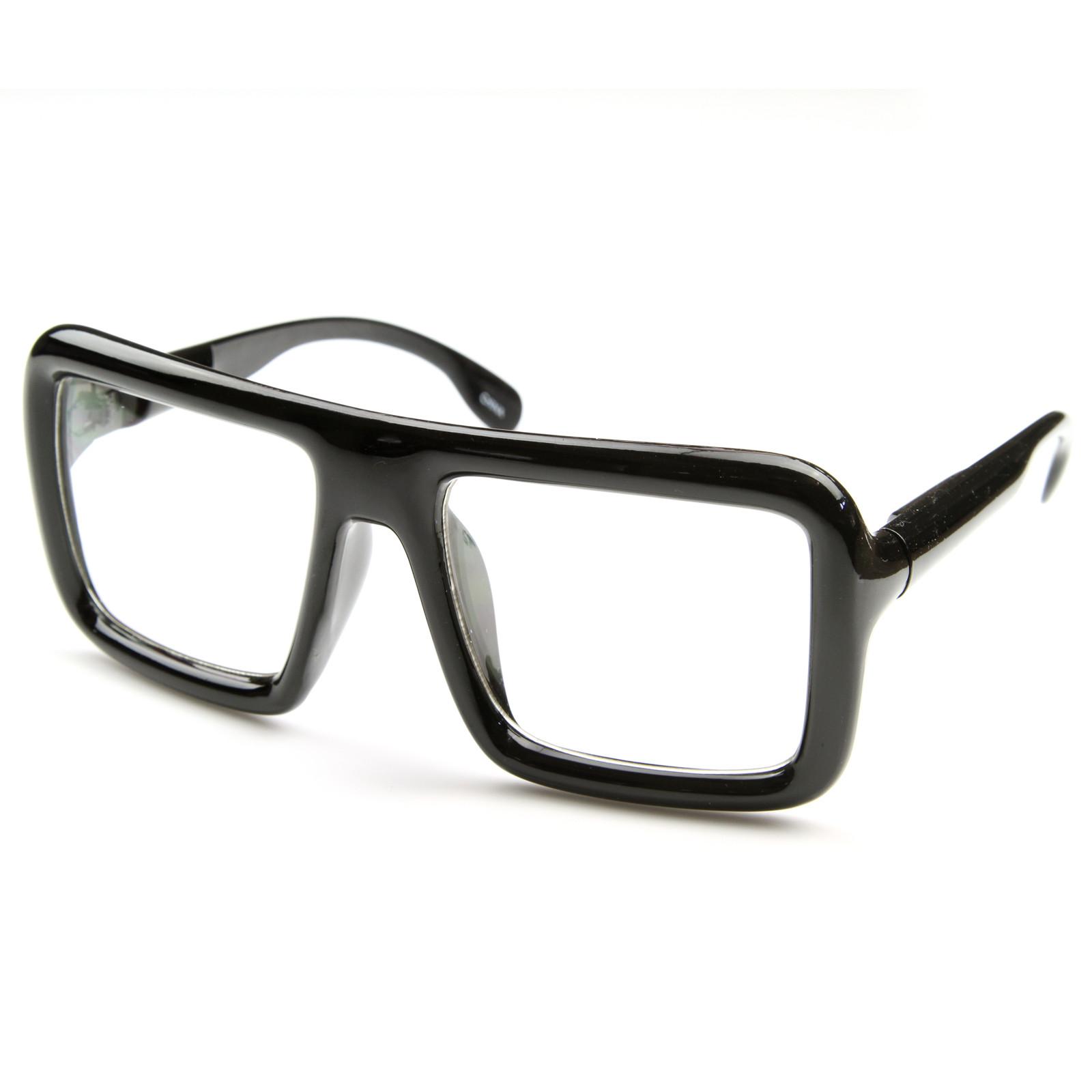 Oversize square block thick frame clear lens glasses 8548 zerouv oversize square block thick frame clear lens glasses 8548 jeuxipadfo Images
