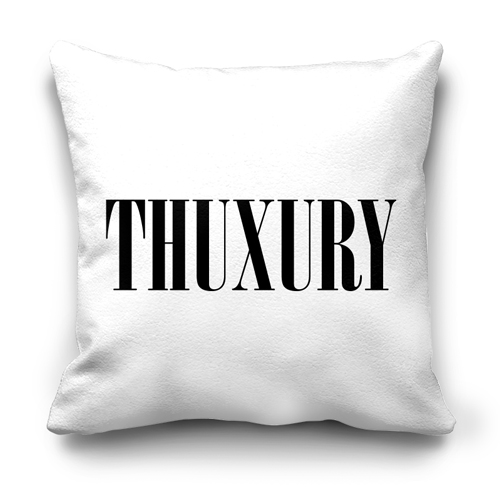 Thuxurywhitethrowpillow