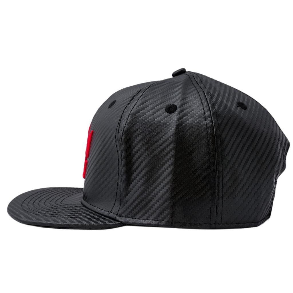 Bm sog hat red black flat2