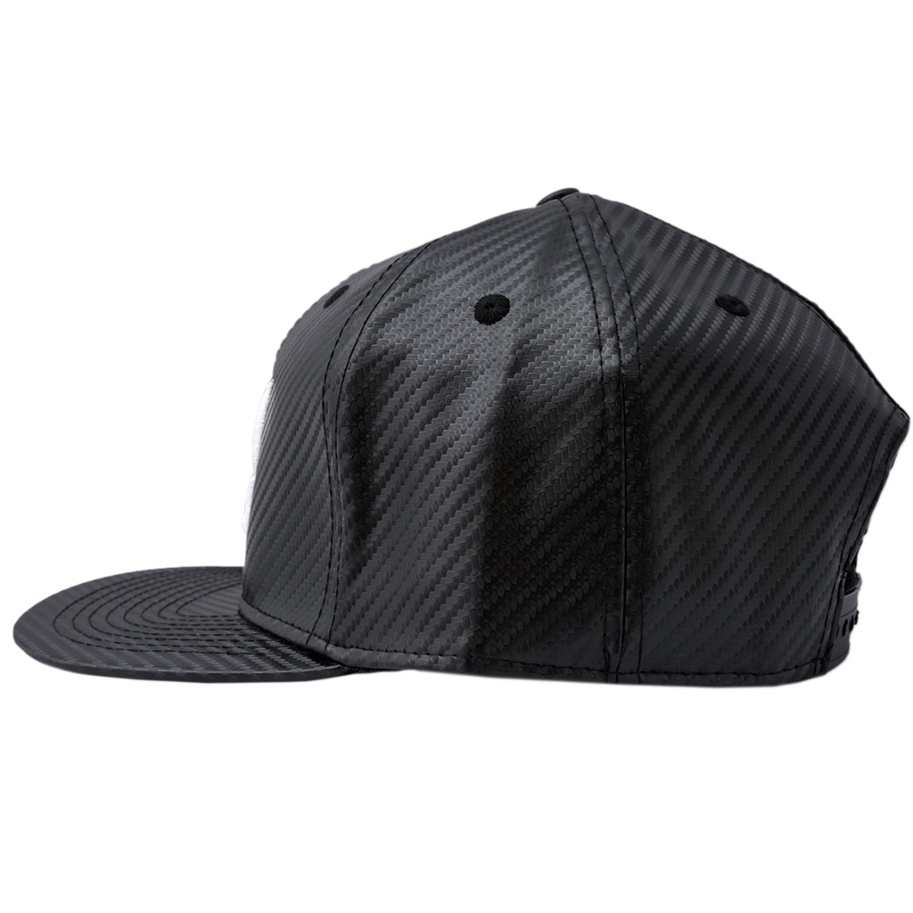 Bm sog hat white black flat2