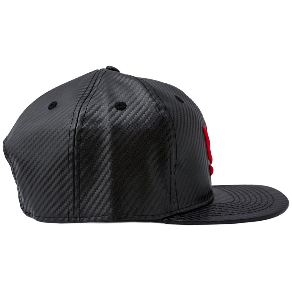 Bm sog hat red black flat3