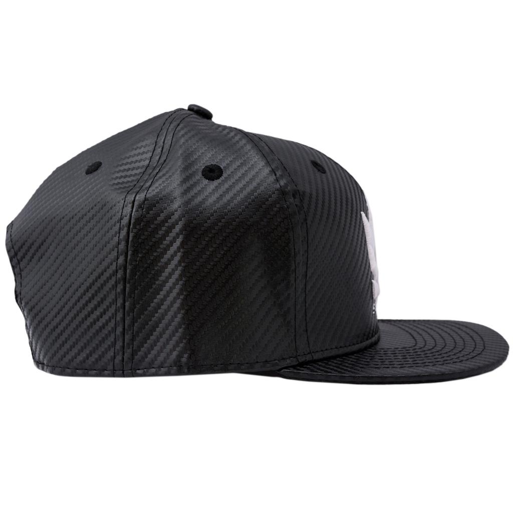 Bm sog hat white black flat3