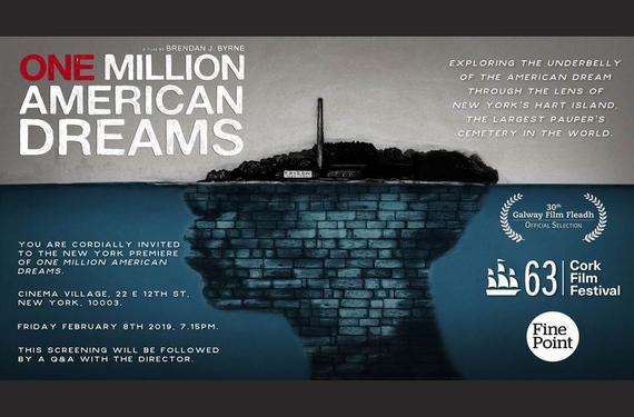 One million american dreams letterbox