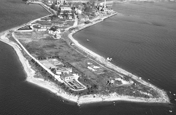 Hart island lecture 2019