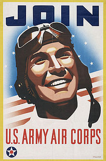 United states army air forces recruiting poster   2