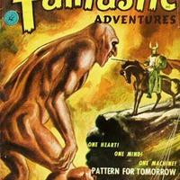 Fantastic adventures 195202