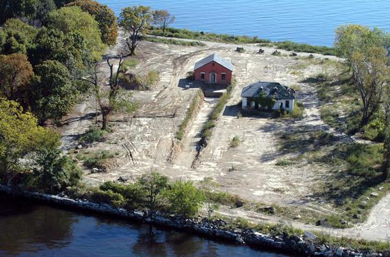 Current designated burial site