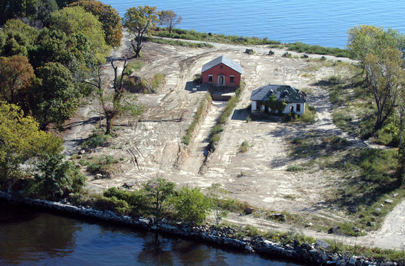 Mass burial site 2010