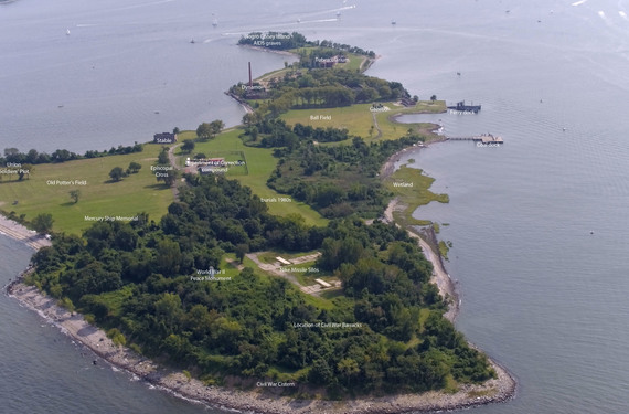 Hart island from north %c2%a92017 alon sicherman l vision llc courtesy the hart island project