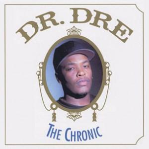 "Dr. Dre ""The Chronic"" Tracklist"