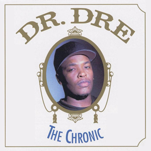 "Dr. Dre ""The Chronic"" Tracklist"