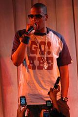 Jay-Z Declares Peace