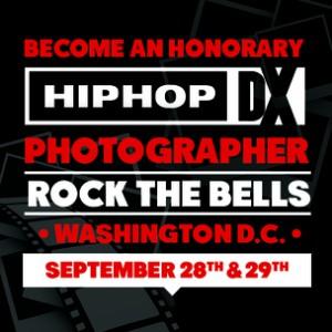 "Rock The Bells x HipHopDX ""Washington D.C."" Giveaway"