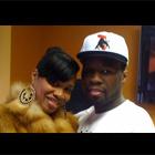 50 Cent - Interviews Rick Ross' Baby Mama