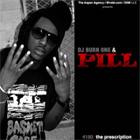 DJ Burn One & Pill - 4180 The Prescription