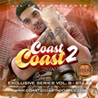 St. Laz - Coast 2 Coast Exclusive Series v.8