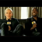 Kanye West & Mr. Hudson - MTV News Interview