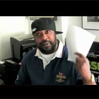 Sean Price - Confirms Random Axe Duck Down Signing
