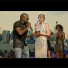 Kanye West - Interrupts Taylor Swift's VMA Speech