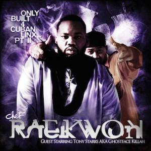 Raekwon - Only Built 4 Cuban Linx II