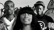 Nicki Minaj, Buckshot, Crown Royal, Joe Budden - BET Hip Hop Awards Cipher
