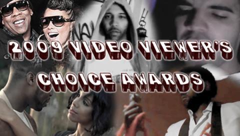 HipHopDX 2009 Video Viewer's Choice Awards