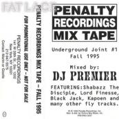 DX Vault: DJ Premier - Penalty Recordings Mixtape (1995)