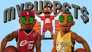 Get Your Mind Right: NBA Puppets