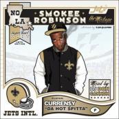 Curren$y & Cannon - Smokee Robinson Vol. 1