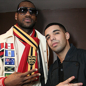 LeBron James Enlists Drake To Help Recruit John Wall