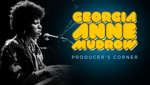 Producer's Corner: Georgia Anne Muldrow
