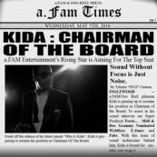 Kida - Chairman of the Board