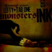 DJ Concept Presents: - Lefty & Tab One: Monsters Ink