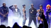 Diddy & Dirty Money f. T.I., Nicki Minaj & Rick Ross - BET Awards Performance
