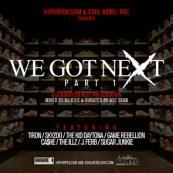 DJ Quiz - HipHopDX X Soul Rebel NYC Present We Got Next Pt. 1