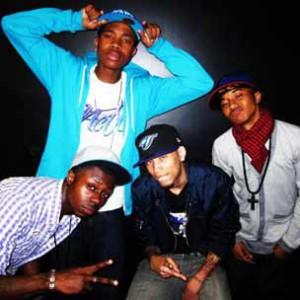 Cali Swag District f. Jermaine Dupri, B.o.B, Red Cafe & Bow Wow - Teach Me How To Dougie (Remix)