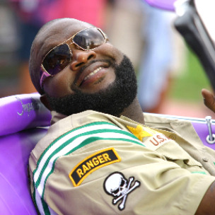 "Rick Ross Talks ""Free Mason"" Jay-Z Collaboration With MTV News"