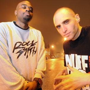 Underground Report: RADIx & Cool Nutz