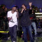 "Nas & Damian Marley - ""Count Your Blessings"" (Live On David Letterman)"