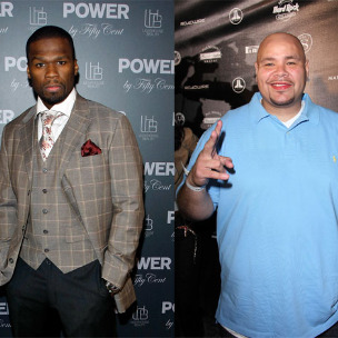 Fat Joe Wants To Settle 50 Cent Beef With Bathroom Brawl