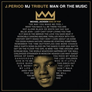 "J.Period and Spike Lee Team Up for ""Man or the Music (40 Acres Edition)"""