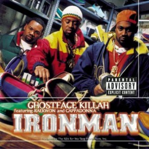 "Ghostface Killah's ""Ironman"" To Be Re-released On 2LP With Replica Poster"