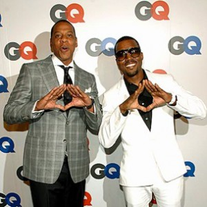 "Kanye West & Jay-Z Said To Release Five-Song EP, ""Watch The Throne"""