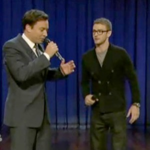 Justin Timberlake f. Jimmy Fallon & The Roots - History Of Rap Medley