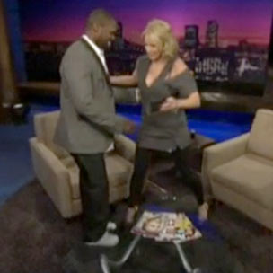 Chelsea Handler Denies Dating 50 Cent
