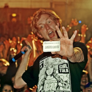 "Asher Roth Reveals Creative Frustrations With ""The Spaghetti Tree"", SF Giants"