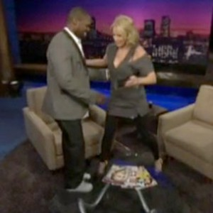 50 Cent And Chelsea Handler Picture Fuels Dating Rumors