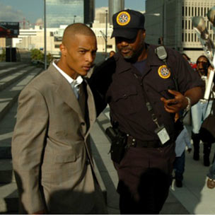 T.I.'s To Return To Prison For Probation Violation